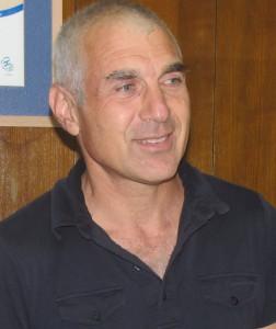 חיים ילין - ראש המועצה האיזורית אשכול