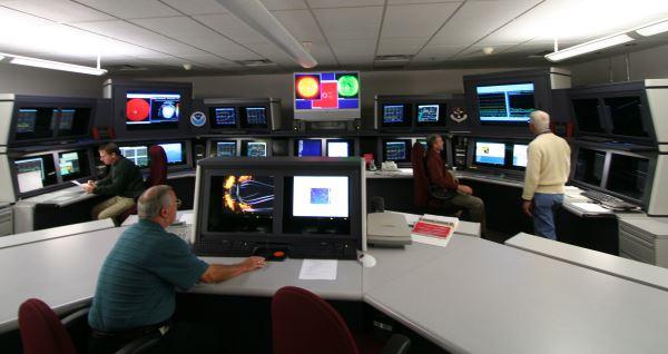 """חמ""""ל לחיזוי מזג אוויר בחלל של סוכנות NOAA"""
